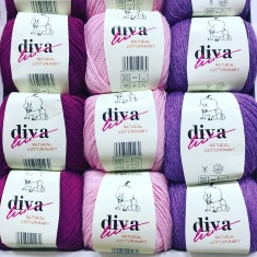 Diva Natural Cotton Baby (Дива Натурал Коттон Бэби)