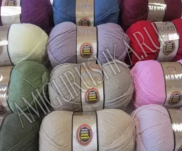 Nako Pure wool 3.5