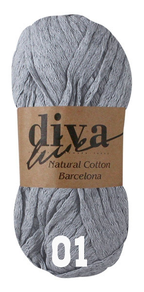 Diva Natural Cotton Barcelona (Дива натурал Коттон Барселона)