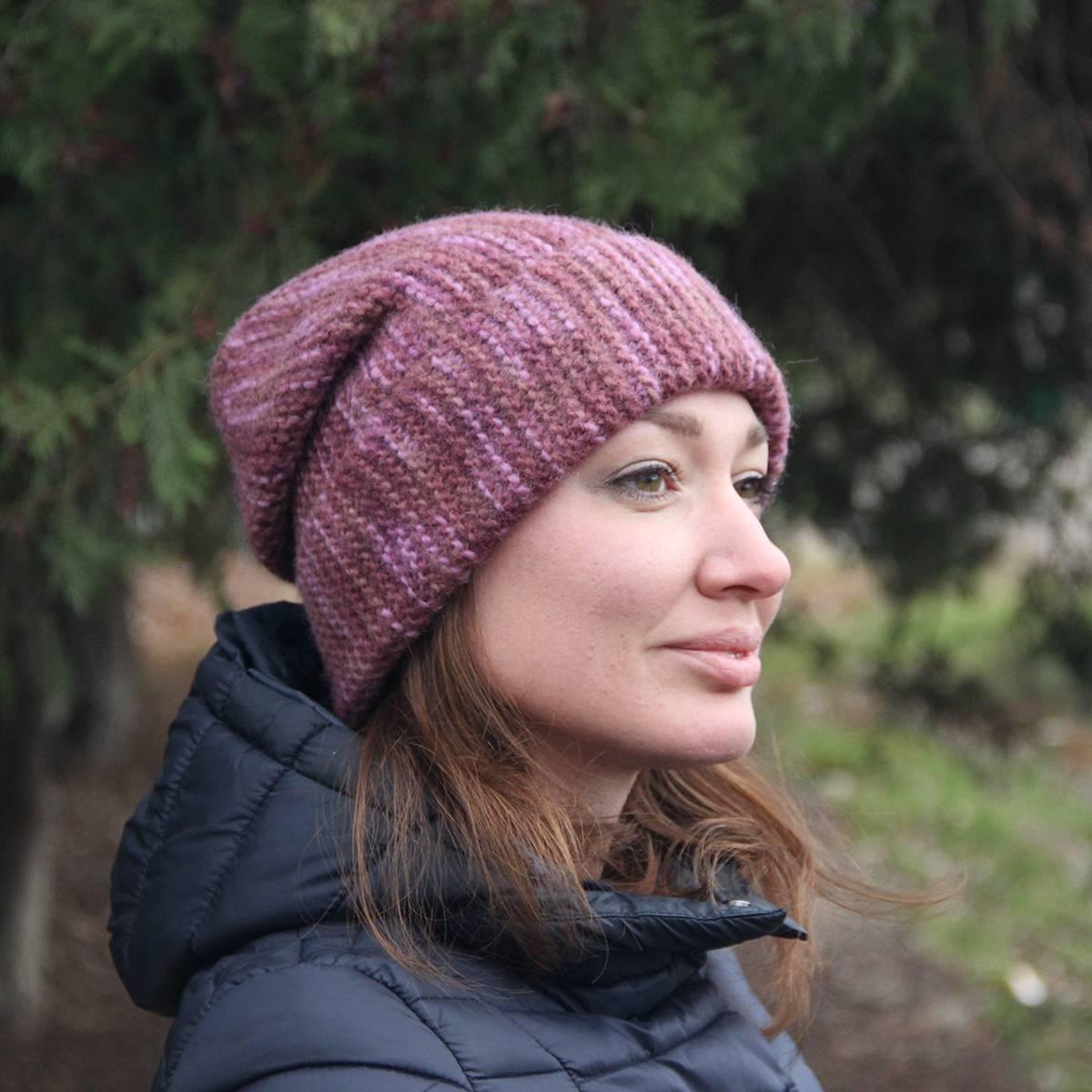 вязаные шапки бини в интернет магазине интернет магазин пряжи и